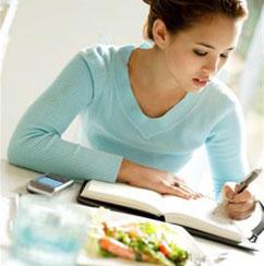 Совет и рекомендации: дневник питания (1)