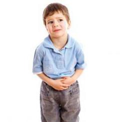спазмы в животе у ребенка